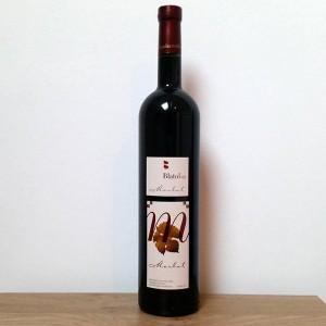 Blato Merlot Premium rode wijn