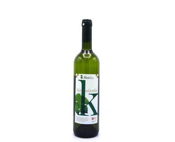 Korčulanka is een cuvee wijn uit Kroatië