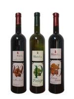 Proefpakket kwaliteitswijn uit Kroatië voorkant