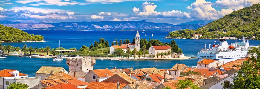 Wijn uit Dalmatië wordt steeds bekender