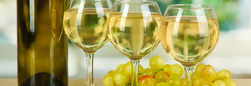 Wat is het verschil tussen Chardonnay, Pinot Grigio en Sauvignon Blanc?