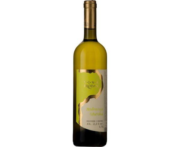 Malvazija Istarsk - Malvasia fles witte wijn